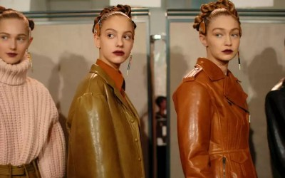 модные тенденции осень 2020 зима 2021