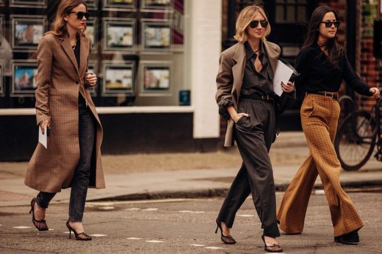 модные тенеденции 2020 в одежде для женщин фото стрит стайлj