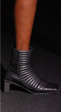 модная обувь весна осень зима 2020 квадратный нос 2