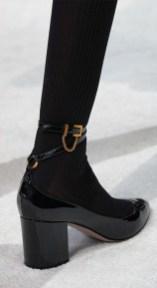 модные тенденции обувь 2020