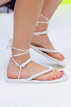 модные тенденции обувь лето 2020