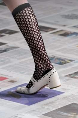 модная женская обвь 2020 тенденции весна лето туфли Мэри Джейн