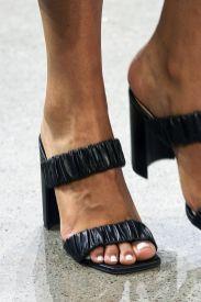 модная обувь лето весна 2020 - тенденция сборки