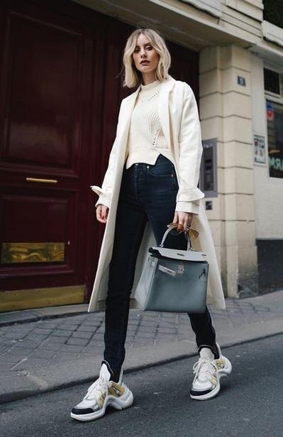 модные кроссовки 2020 Louis Vuitton Archlight