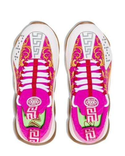 модные кроссовки лето 2020 женские яркие цвета