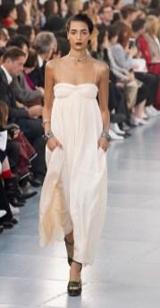 модное платье лето и осень 2020 в бельевом стиле