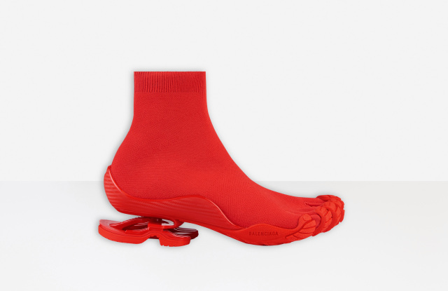 limited-edition Balenciaga Toe Sock sneaker