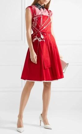модное платье на работу в стиле нью лук 2020 год