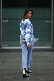 модная джинсовая куртка 2021 весна и осень