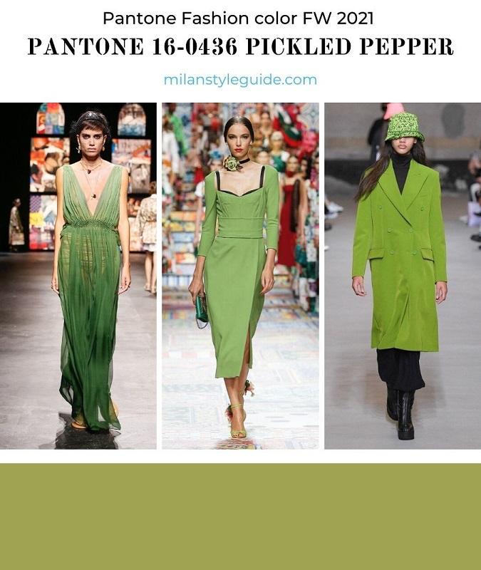 PANTONE 16-0436 Pickled Pepper