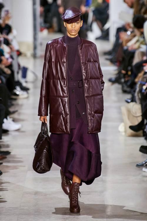 модные теплые куртки зима 2020 из пуховики 2020- тренд стеганые куртки