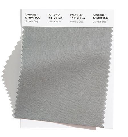 PANTONE 17-5104 Ultimate Gray - Абсолютный серый