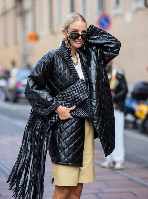 модные стеганые куртки 2021 как носить