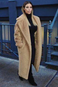 модные шубы Taddy street style 2020 2021