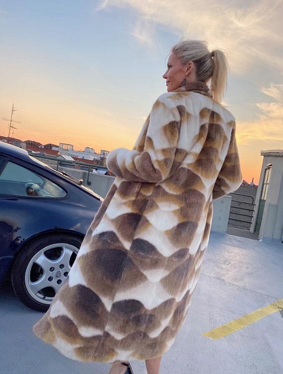 модные итальянские шубы из норки 2020 2021