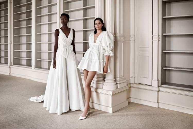 модные свадебные платья 2021 тенденции