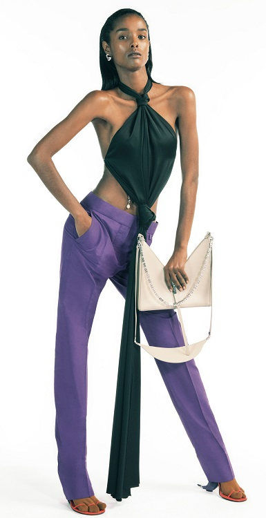модные сумки геометрической формы 2021 fashion bag trend 2021