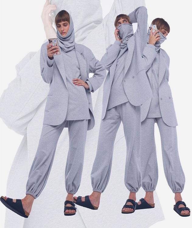 модные костюмы женские 2021 тренд раслабленный стиль и крой