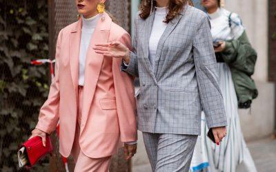 модные костюмы женские 2021 тренд
