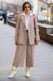 модные костюмы женские 2021 модные тенденции и стрит стайл