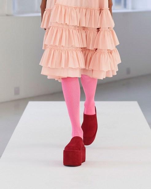 модная обувь весна лето осень 2021 тренд Сабо