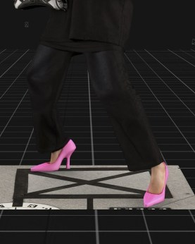 модная обувь весна осень 2021 тренд узкий нос