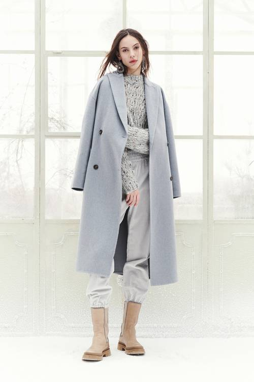 Модные пальто 2021 2022 тренд классическое пальто мужского кроя