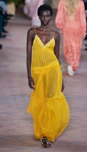 модные платья 202№ модные цвета платьев цвет года желтый