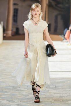 модные трикотажные платья 2021