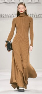 модные теренды осень зима 2021 2022 вязаные платья