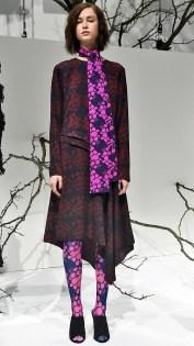 модные тенденции осень-зима 2021 2022 колготки с рисунком