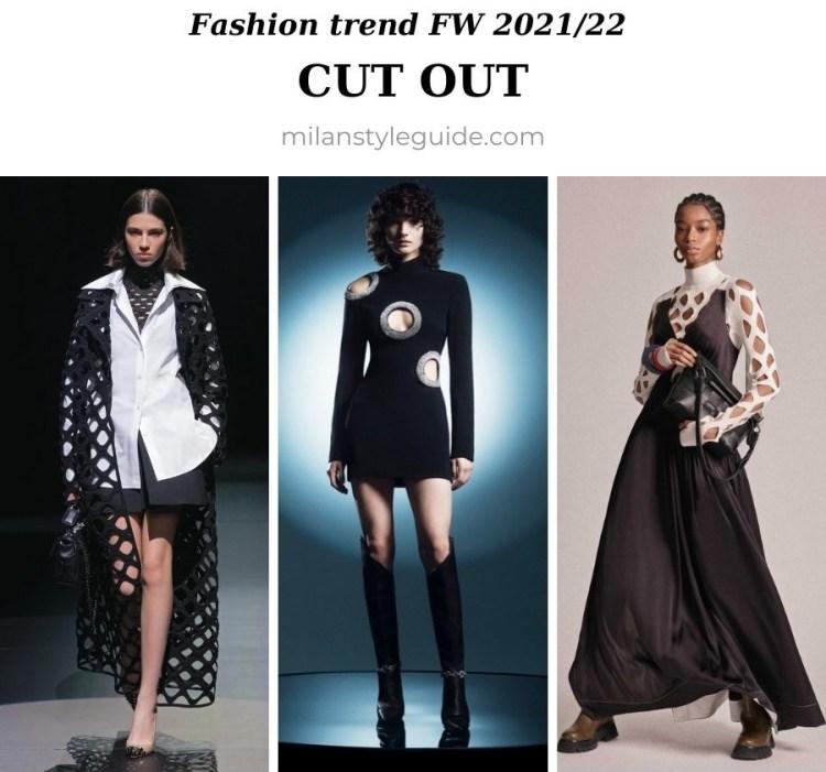 модный тренд осень зима 2021 2022
