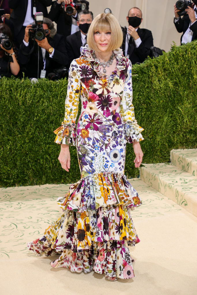 2021 Met Gala Celebrating In America: A Lexicon Of Fashion