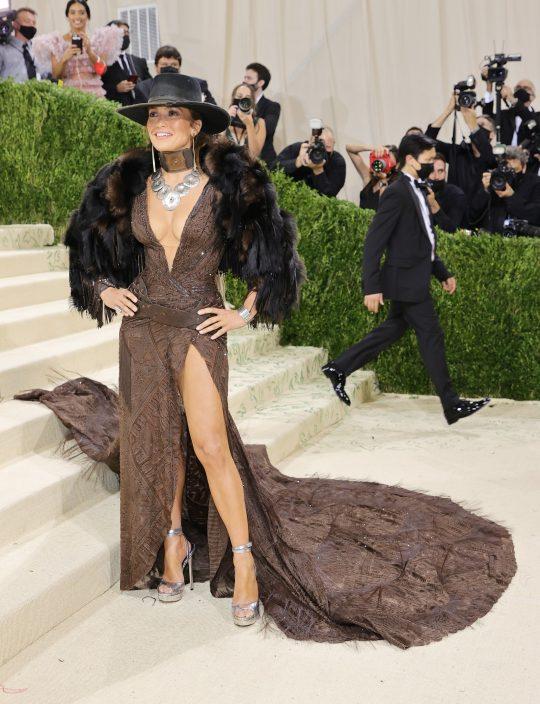 Jennifer Lopez Met Gala 2021