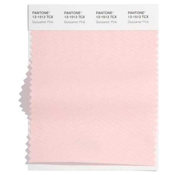 PANTONE 13-1513 Gossamer Pink