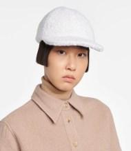 модные шапки осень зима 2021 весна 2022 тренд бейсболки