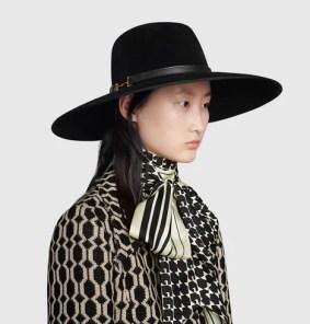 модные шляпы осень зима 2021 2022 тренд