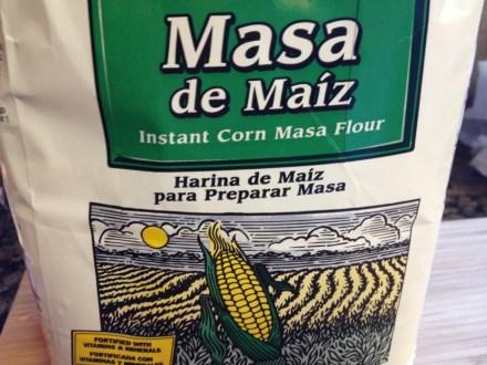 Masa corn flour