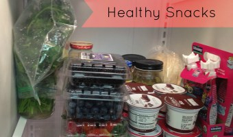 Healthy eating: choosing better snacks