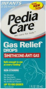 Pediacare Infant gas relief drops