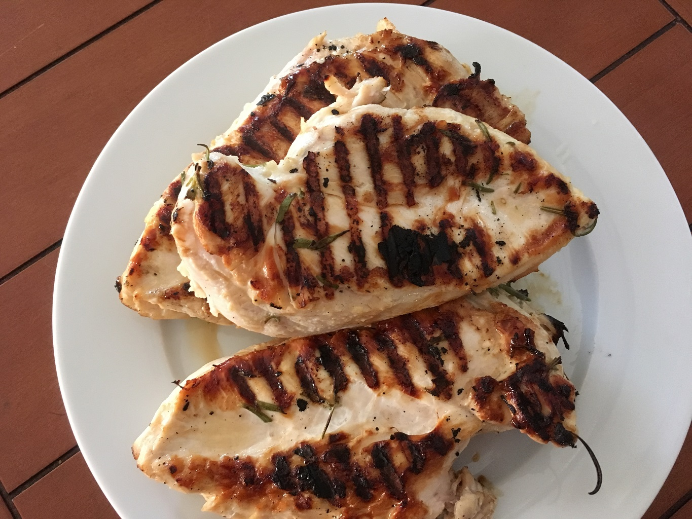 buttermilk marinated chicken breast