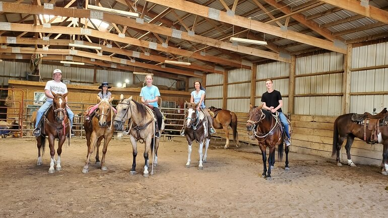 Horseback riding Durango
