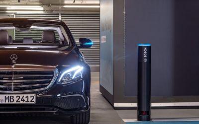 Bosch et Daimler reçoivent les premières approbations pour leur véhicule autonome de niveau 4