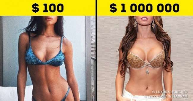 14неприлично дорогих версий обычных предметов (Последнее себе даже некаждый миллионер сможет позволить)