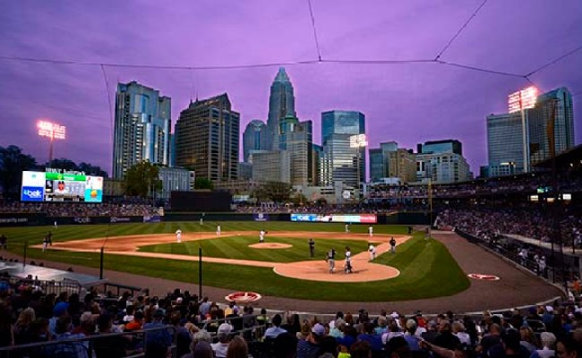 Bb T Ballpark To Host Unc Vs Usc Baseball Game On April