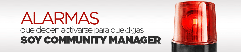 Soy Community Manager - Community Management