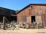 Production Workshop at the Universal Studio's Western Set
