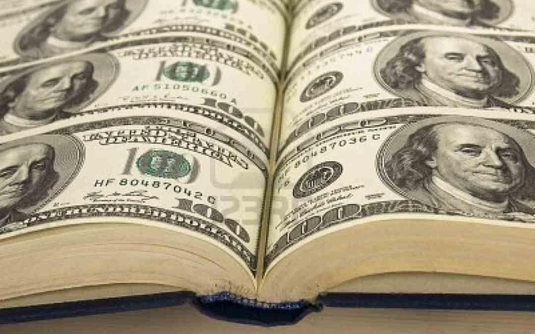 La ley del dinero; Cómo hacer que el dinero fluya a tu vida