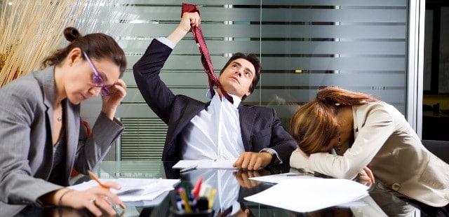 5 maneras en que el estrés impide tu prosperidad