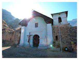 L'église de Pampas
